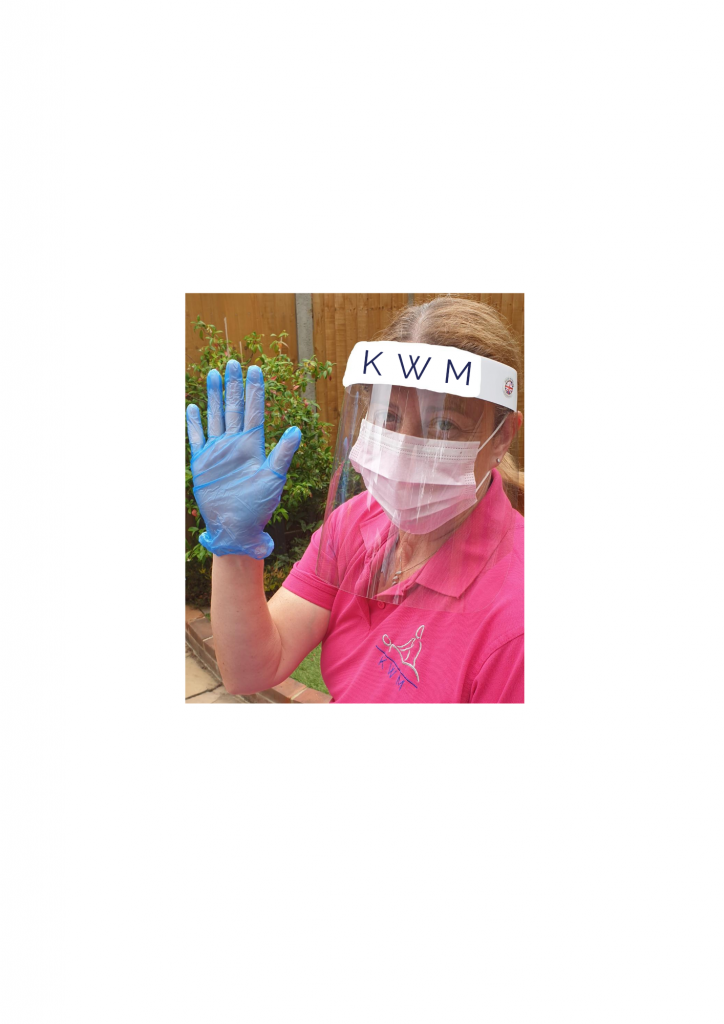 Covid19 Updated with PPE!