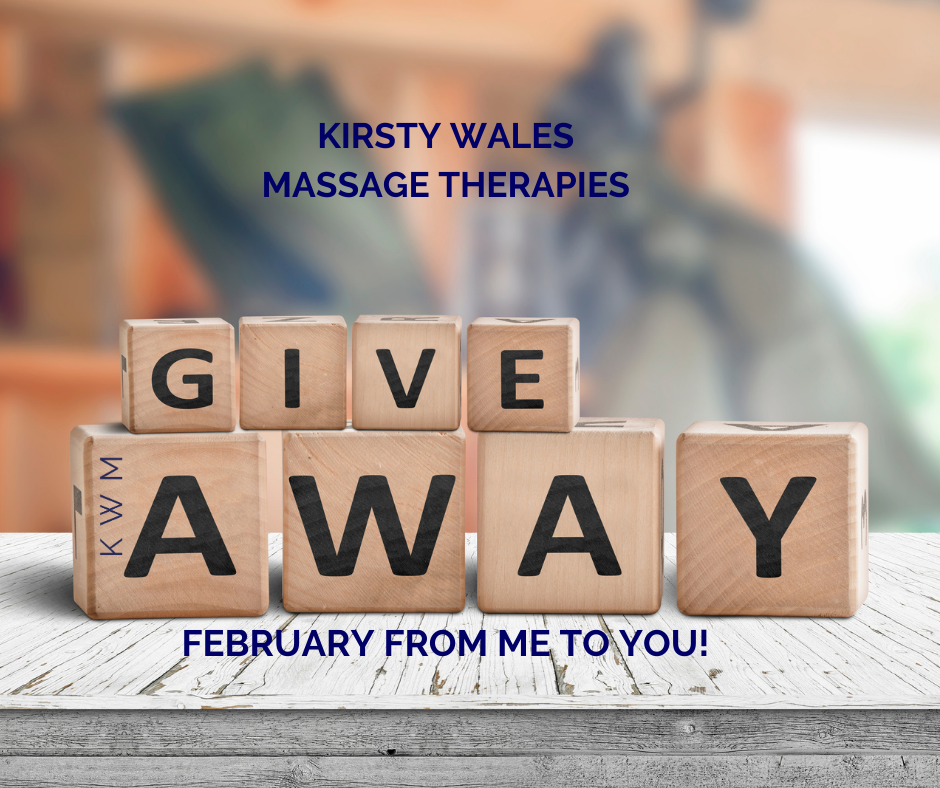 Free give away in February